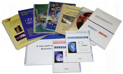 Publikation Serie Service, Kunst Buch Service, Jahreskalender erstellen